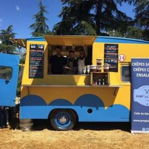 catering truck crepes