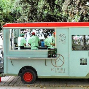 Catering truck ejemplo real